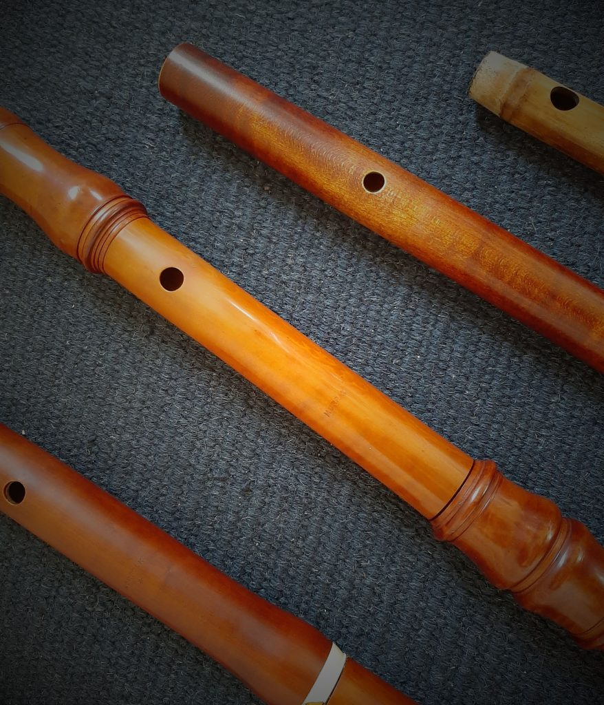Rasa Yoga Soundscapes Dublin - flute player